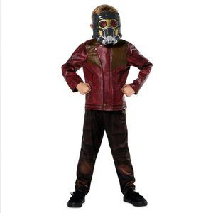 NEW Disney Store Star Lord Guardians Costume Size3